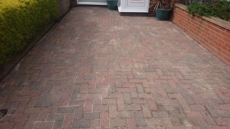 2.-High-pressure-driveway-cleaning-Sunderland---After